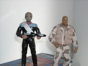 Worf and Teal'c